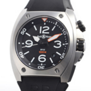 Replica Ross BR02-92 Acciaio Automatic Mens Watch & Bell